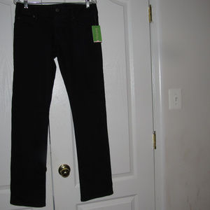 NWT LILLY PULITZER  Worth Straight Jeans Size 8